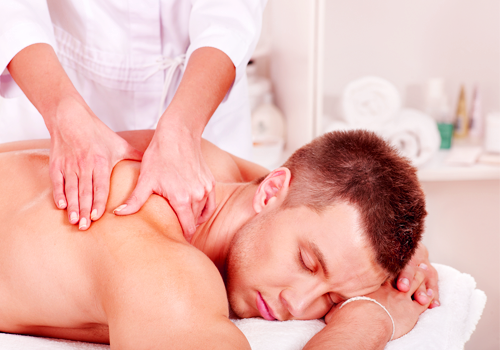 Back pain can easily cured with massage therapy